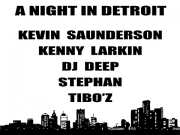 A Night In Detroit #01