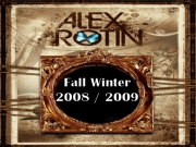 Alex Rotin (Interview) - Paris Fall-Winter 2008-2009