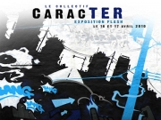 CaracTER - Expostion Flash (Graffer)