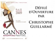 Christophe Guillarm� - Cannes Shopping Festival 2009