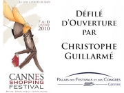 Christophe Guillarmé - Cannes Shopping Festival 2010