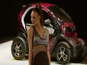 Christophe Guillarm� - Cannes Shopping Festival 2012 - Twizy 2 Night
