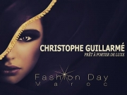 Christophe Guillarm� - Fashion Day Maroc 2012 @ Four Seasons Marrakech