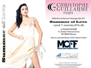 Christophe Guillarm� - Monte-Carlo Fashion Forum 2010 (MCFF) @ Grimaldi Forum Monaco