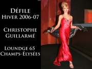 Christophe Guillarm� - Paris Fall-Winter 2006-2007