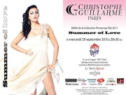 Christophe Guillarm� - Summer of Love Women spring summer 2011