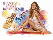 Gisele Bundchen - Tamar Project - Ipanema