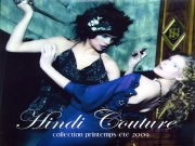 Hindi Couture - Shooting Paris Spring-Summer 2009 Couture