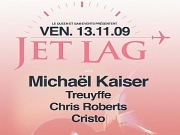 Jet Lag - Chris Roberts @ Queen