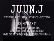 Juun J - Paris Fall-Winter 2009-2010