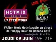 Krys (Stepout Production), Hanna (My Major Compagny) - Banana After Work Hotmixradio