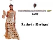 Nigerian Fashion Show 2007 - Lachyke Designs
