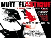 Nuit Elastique - 2008.10.11 - Interview