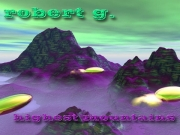 Robert G Feat Kate Lesing - Highest Mountains (Remix)