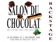 Salon du Chocolat 2008 - Backstage