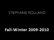 Stephane Rolland - Paris Fall-Winter 2010