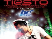 Tiesto Beach Club 2010 (pointe calumet)