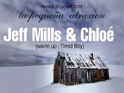 Timid Boy, Jeff Mills @ Rex Club